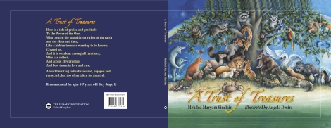 A Trust of Treasures cover